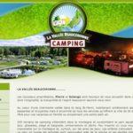 Camping La Vallée Beauceronne - Tourisme Beauce - Terrain de Camping